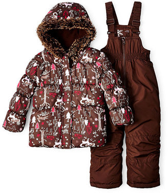 Joe Fresh 2-pc. Snowsuit - Girls 1t-5t