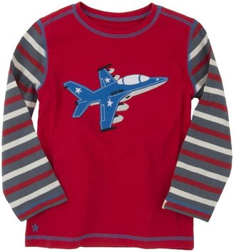 Hatley Graphic Tee (Toddler/Kid) - Fighter Jets-7
