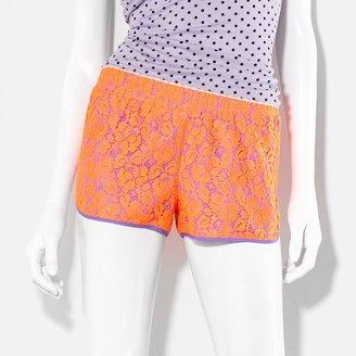 Vera Wang Princess lace shorts - juniors