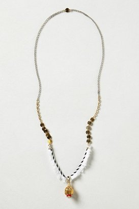 Anthropologie Bijouterie Layering Necklace, Long