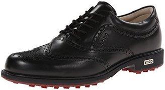 Ecco Men's Tour Hybrid Wing Tip Golf Shoe