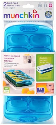 Munchkin Click Lock Fresh Food Freezer Trays - 2 ct