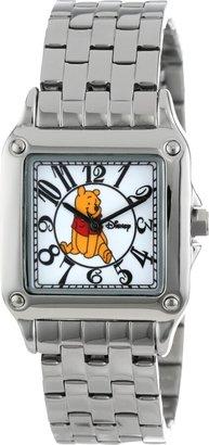 Disney Women's W000468 Winnie the Pooh Perfect Square Bracelet Watch