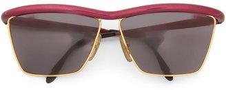 Gianfranco Ferre Vintage angled frame sunglasses