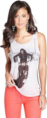 GUESS Biker Girl Tank