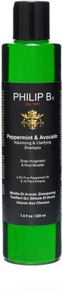 Philip B Peppermint & Avocado Volumizing & Clarifying Shampoo, 32 oz.