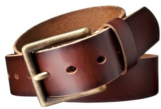 Mossimo Men's Leather Belt - Brown