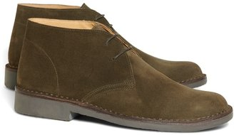 Brooks Brothers Field Chukka Boots