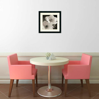 Amanti art ''Poppy Study I'' Floral Framed Wall Art
