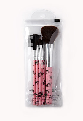 Forever 21 Cat Cosmetic Brush Set