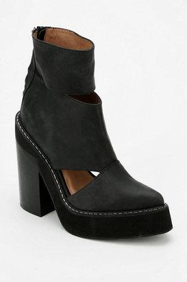 Jeffrey Campbell Feria Cutout Ankle Boot