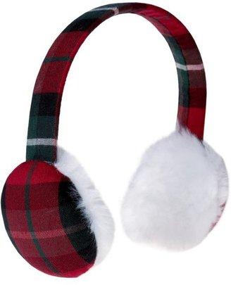 Gap Plaid ear muffs
