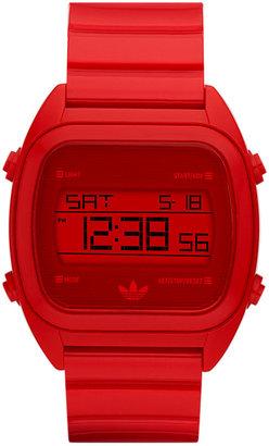 adidas 'Sydney' Digital Resin Strap Watch
