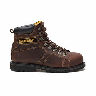 "Caterpillar Men's Silverton 6"" Steel Lace To Toe Boot"