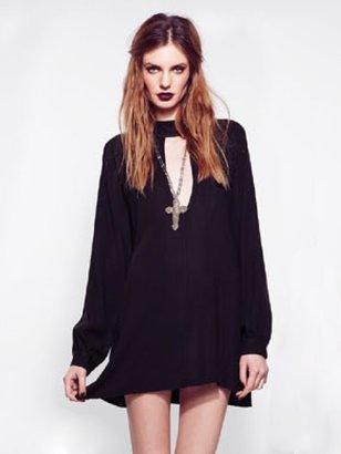 For Love & Lemons For Love & Lemons Charming Dress In Black