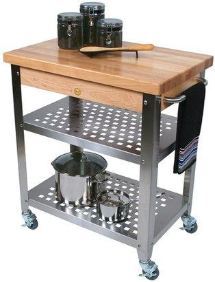 John Boos Cucina Rosato Cart