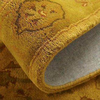 Swatch Yellow Overdyed Rug