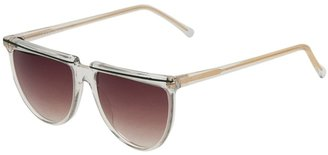 Versace Gianni Vintage D-frame sunglasses