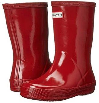 Hunter Original Kids' First Classic Gloss Rain Boot (Toddler)