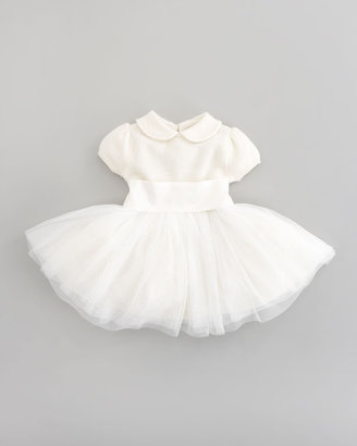 Ralph Lauren Tulle-Skirt Dress, Sizes 2-6X