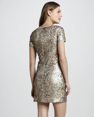 Rachel Zoe Janis Sequin Dress