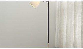 Crate & Barrel Riston Floor Lamp