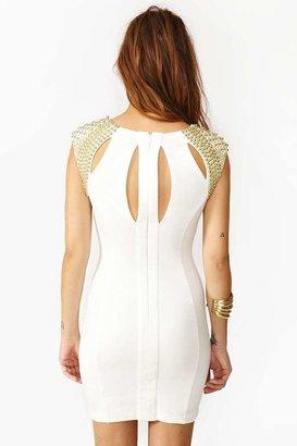 Nasty Gal Futura Dress