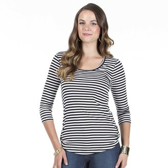 Daisy fuentes ® striped tee