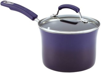 Rachael Ray porcelain ii 3-qt. nonstick covered saucepan