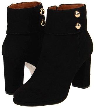 Kate Spade Bridgette (Black Kid Suede) - Footwear