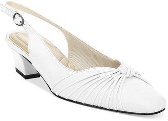Easy Street Shoes Echo Slingback Pumps