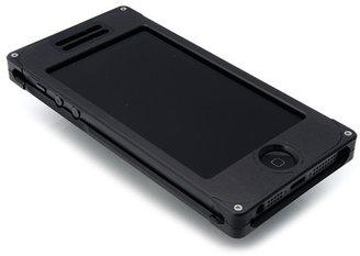 EXOvault EXO16 iPhone 5 Aluminum Black