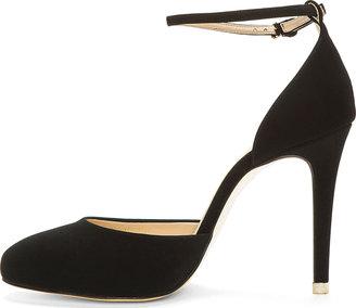 Stella McCartney Black Matte Narsaq Heels