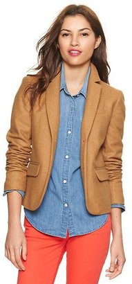 Gap Wool academy blazer