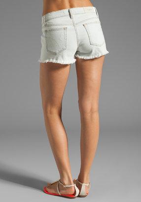 Joe's Jeans High Rise Cut Off Short