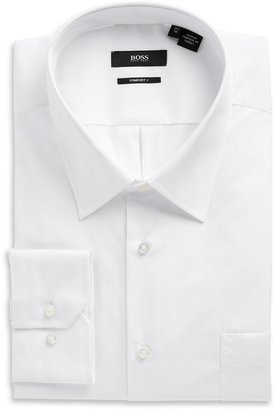 HUGO BOSS 'Enzone' | Big Fit, Spread Collar Dress Shirt by BOSS