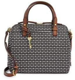 Fossil Rachel Satchel Bag