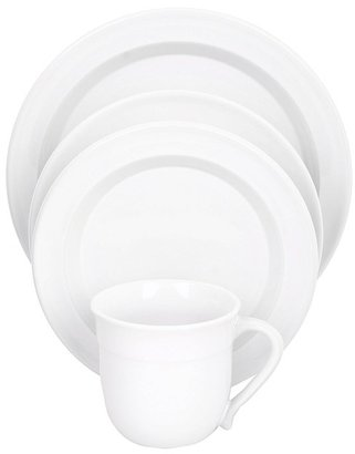 Emile Henry Classics Dinnerware 4-Piece Set - Special Promotion (Blanc) Cookware Sets
