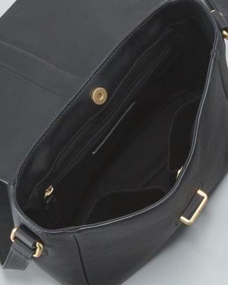 Marc by Marc Jacobs Natural Selection Mini Messenger Bag, Black