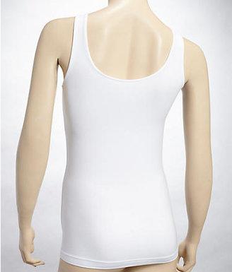 Flexees Fat Free Dressing Tailored Shapewear Tank Top