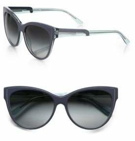 Stella McCartney Cat's-Eye Acetate Sunglasses