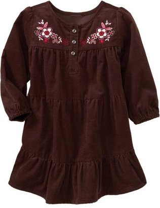 Old Navy Fine-Wale Corduroy Dresses for Baby
