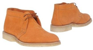 Tricker's Shoe boots