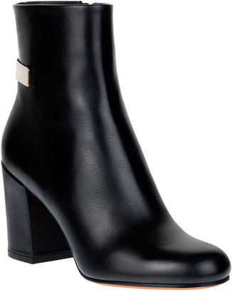 Givenchy Calf leather block heel ankle boot