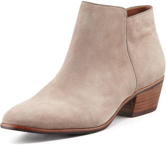 Sam Edelman Petty Suede Ankle Boot, Putty