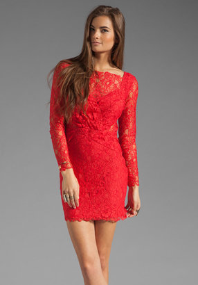 Style Stalker Love Me Do Rouched Dress