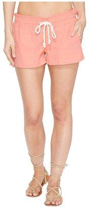 Roxy - Oceanside Short Women's Shorts $38.50 thestylecure.com