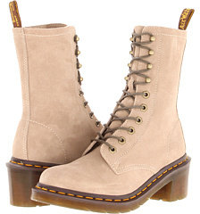 Dr. Martens Casey 6-Eye 4-Tie Boot