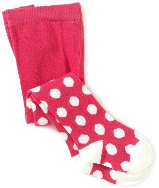 Playshoes Girls' Strumpfhose Punkte Tights