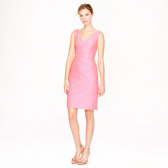 J.Crew Collection basketweave dress